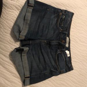 HM Jean shorts